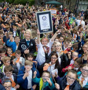 La editorial Bloomsbury UK realizó una serie de eventos para conmemorar los 20 años de Harry Potter. Foto: Tomado de Bloomsbury UK