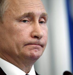 """Putin: """"Es imposible tolerar infinitamente este tipo de insolencia contra nuestro país"""". Foto: Reuters"""