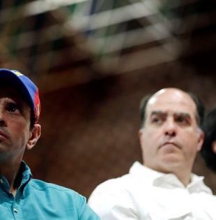 Capriles hizo estas declaraciones días después del cierre del período de inscripciones para los comicios. Foto: Reuters
