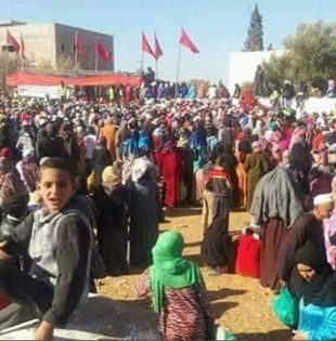 15 muertos en Marruecos en estampida durante distribución de ayuda alimentaria. Foto: referencial