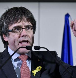 """""""Inmunidad"""" no significa """"impunidad"""": tal es el mensaje que le envió la fiscalía general. Foto: AFP"""