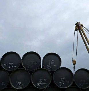 """""""La producción nacional de petróleo está aproximadamente entre los 515 mil a 520 mil barriles diarios"""", explicó el Ministro. Foto: archivo"""