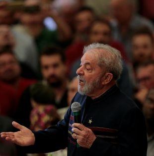 Los problemas de ese espacio político se agudizaron con las acusaciones de corrupción contra Lula. Foto: Reuters