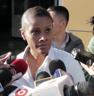 Salazar es oriunda de Ibarra, tiene 36 años, está casada y tiene una hija. Foto: Fiscalía