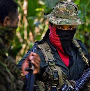 El jefe negociador del ELN, Pablo Beltrán, dijo hoy que en la guerrilla se han sentido heridos por la decisión del presidente de Ecuador. Foto: AFP - Archivo