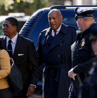 El hoy frágil Cosby, de 80 años, es culpable de drogar y agredir sexualmente a una mujer hace 14 años. Foto: Reuters