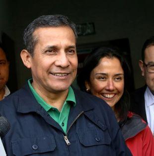 El expresidente y su esposa están detenidos desde julio del año pasado. Foto: Reuters