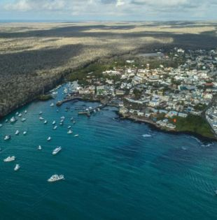 Galápagos. Foto: referencial AFP
