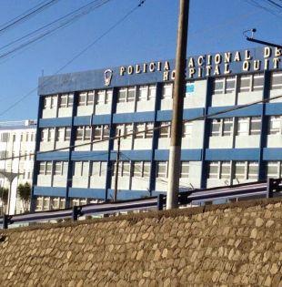 La reconstrucción se realizará en los alrededores del hospital de la Policía. Foto: reliche.blogspot.com