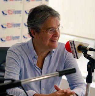 Lasso critica que en lo económico se mantenga el modelo de Correa. Foto: Twitter