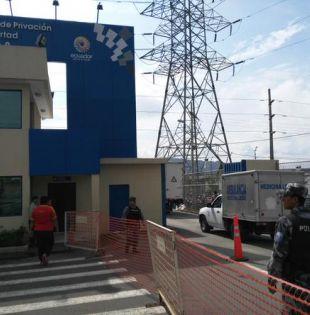 21 detenidos por ingreso de objetos a la cárcel de Guayaquil. Foto: Archivo