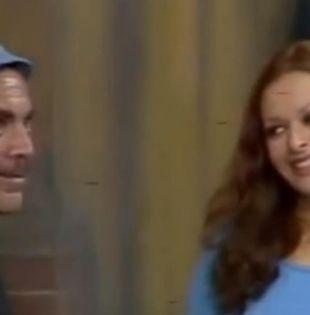 En 1975, García apareció en el programa 'El Chavo del Ocho' con el personaje Gloria.