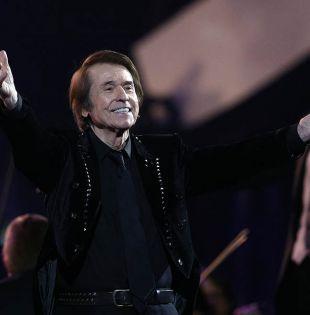 El cantante español no piensa retirarse en un futuro próximo de lo que ama y ha hecho toda su vida: cantar.