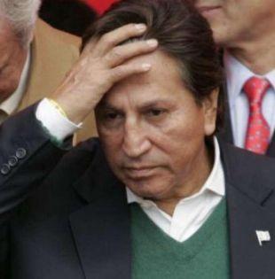 Toledo, de 73 años, quien gobernó Perú entre 2001 y 2006, vive en California, Estados Unidos. Foto: AFP
