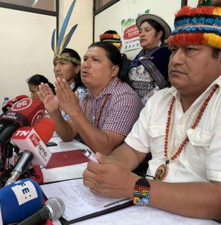 """""""En ningún momento, en todas mis expresiones, no he dicho ejército armado, nunca dije ejército subversivo"""", dijo Vargas."""