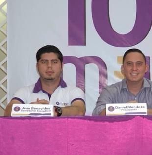 JEAN BENAVIDES, asesor del asambleísta Daniel Mendoza y secretario ejecutivo del Movimiento Mejor, fue detenido en Calceta.