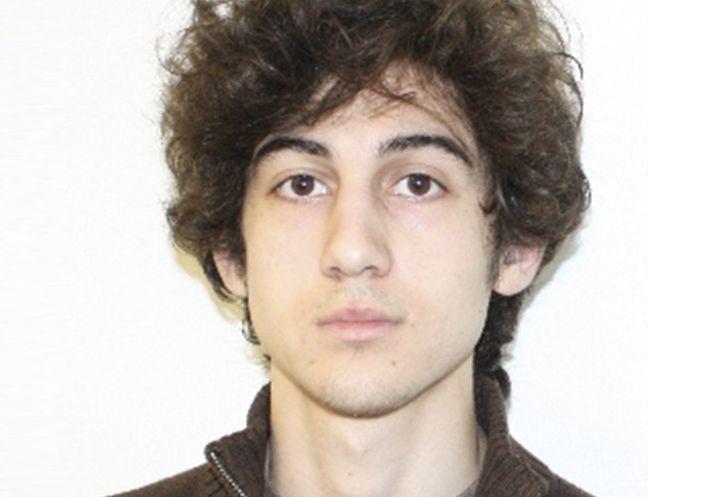 Dzhokhar Tsarnaev, acusado como coautor de los atentados.