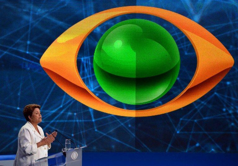 Foto: AFP/Nelson Almeida. La presidenta Dilma Rousseff, del Partido de los Trabajadores.