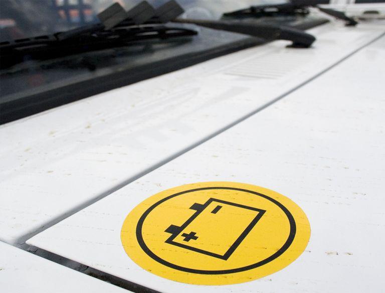 Las nuevas baterías permitirán a los conductores de autos eléctricos recargar en 5 minutos.