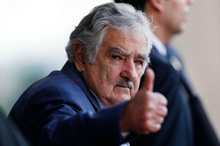 José Mujica, presidente de Uruguay. Foto: REUTERS