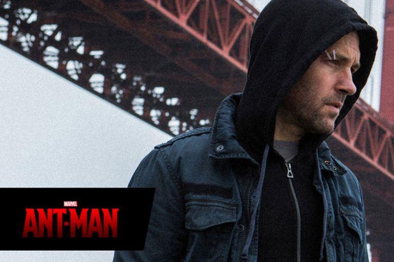 """""""Ant Man"""" llegará en julio de 2015."""