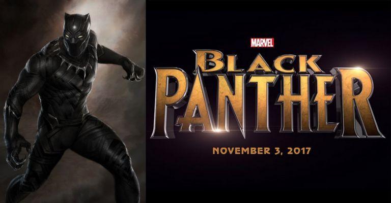 """""""Black Panther"""" verá la luz en 2017."""