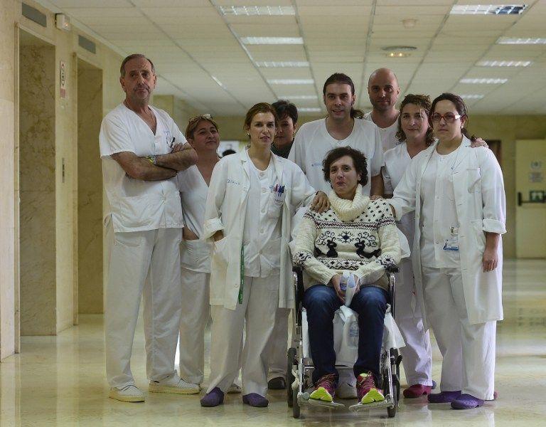 Los médicos relataron como aplicaron a Romero distintos tratamientos. Foto: AFP