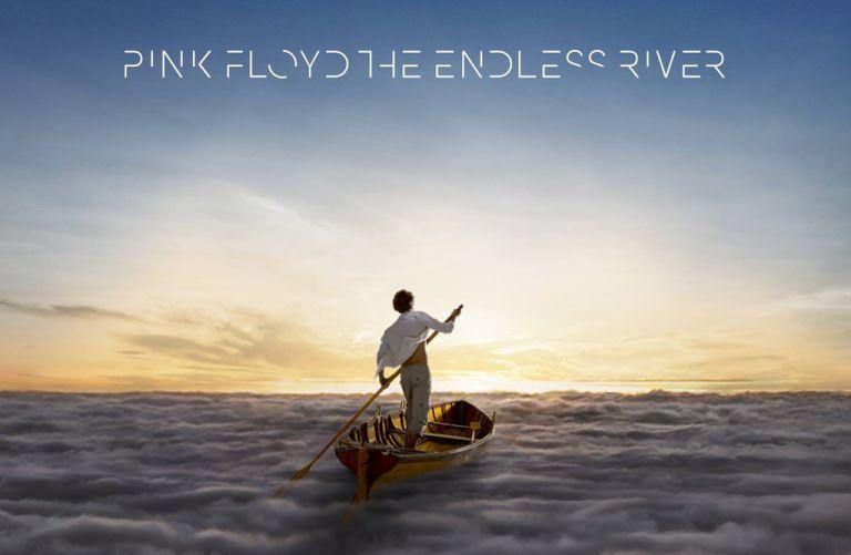 """Portada de """"The Endless River"""""""