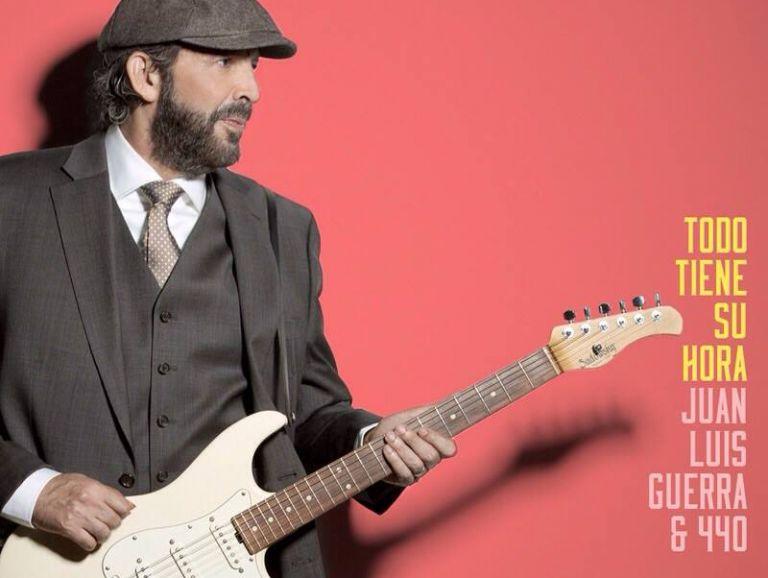 """""""Todo tiene su hora"""" es el 12° álbum de estudio de Juan Luis Guerra."""