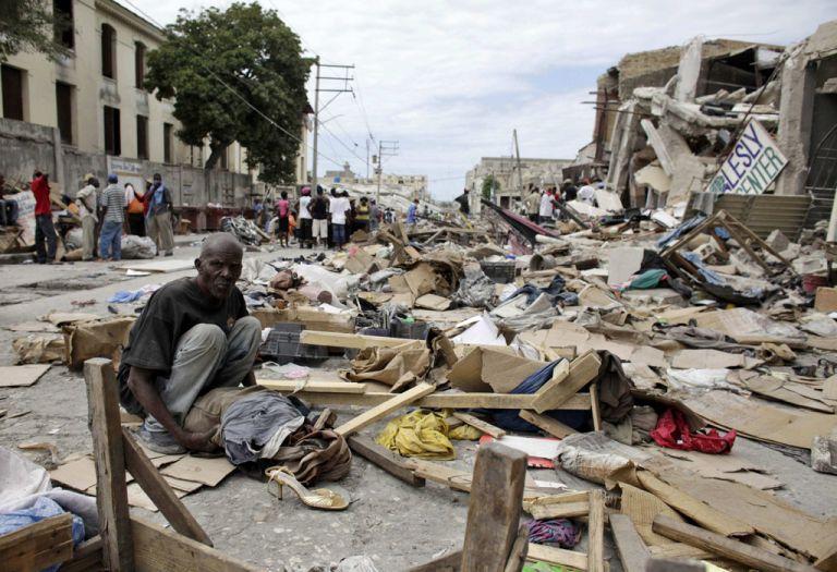 El fatal terremoto dejó a 1,5 millones de personas sin hogar. Foto: REUTERS