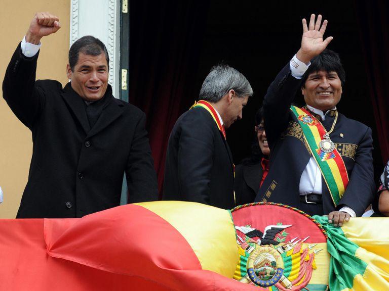 Foto: FLICKR/Presidencia de Ecuador