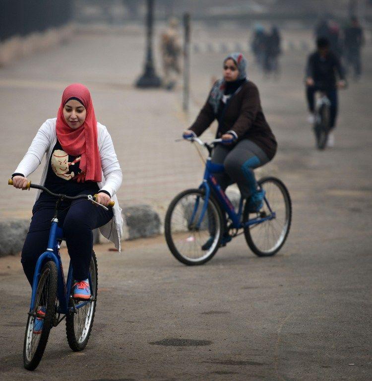Foto: MOHAMED EL-SHAHED / AFP
