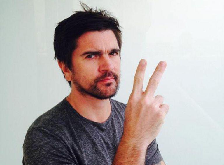 """Juanes entonará el tema """"Juntos"""", que compuso para la película """"McFarland, USA"""". Foto: Twitter Juanes"""
