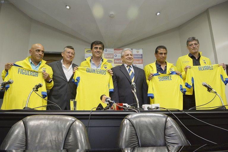 Foto: Federación Ecuatoriana de Fútbol