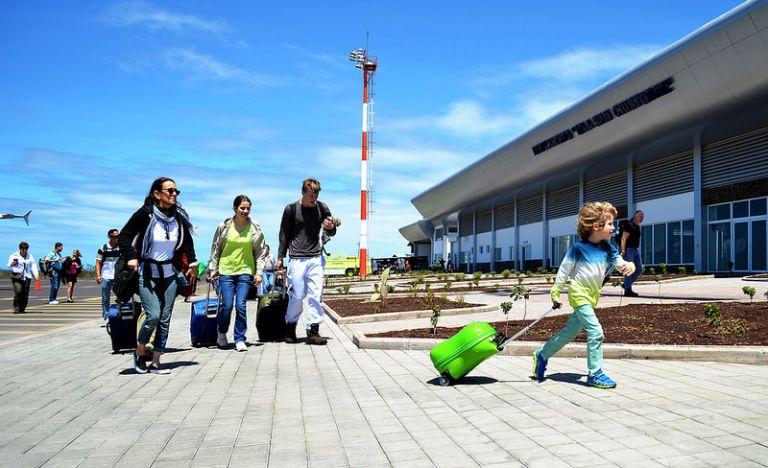 El pago del valor de la Tarjeta de Control de Tránsito lo deben realizar turistas nacionales y extranjeros. Foto: Ministerio de Transportes y Obras Públicas