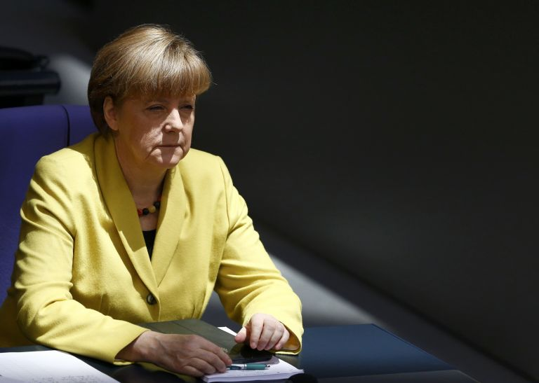 La canciller alemana, Angela Merkel. Foto: REUTERS