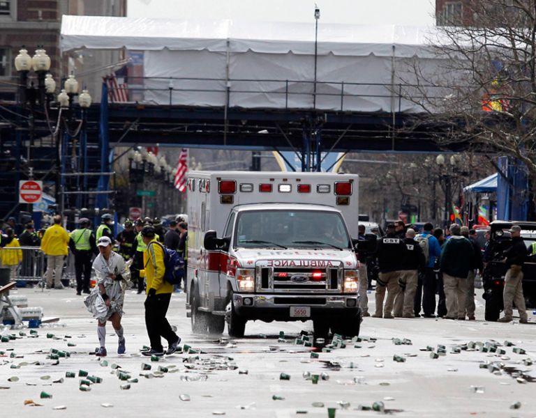 El ataque de Boston es el peor atentado cometido en suelo estadounidense desde el 11 de septiembre de 2001. Foto: REUTERS