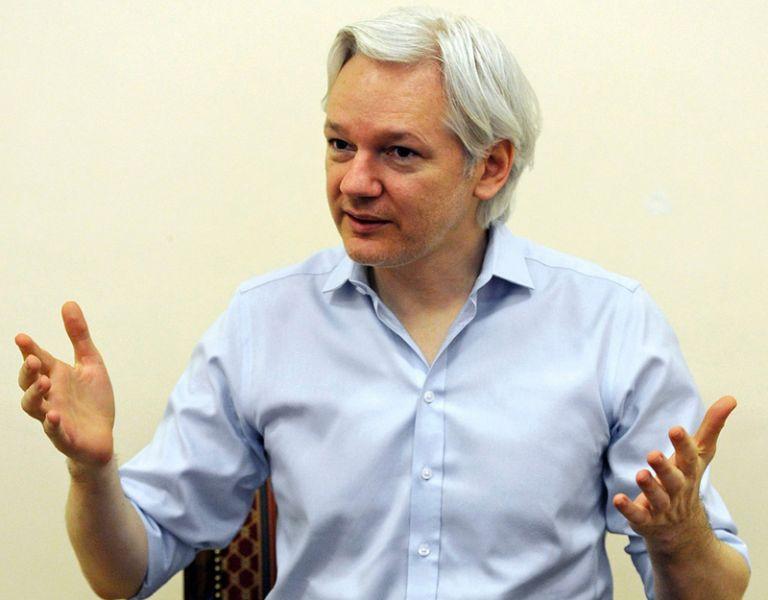 Varios de los delitos de los que el fundador de Wikileaks es sospechoso prescriben en agosto de 2015. Foto: REUTERS