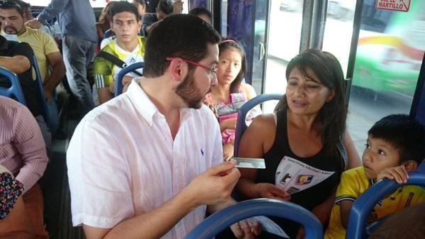 Foto: Agencia Nacional de Tránsito