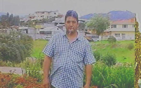 manuel castro dejó el país hace nueve meses. Foto: Ecuavisa.