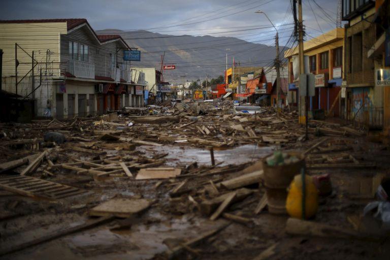 Según el último balance del operativo de emergencia, hay 4.634 damnificados y 4.427 viviendas dañadas. Fotos: REUTERS.
