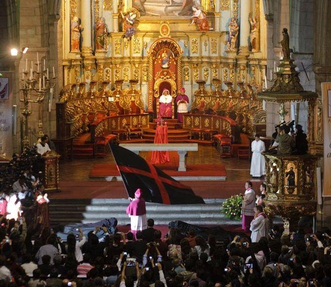 La Catedral. Foto: Ministerio de Turismo