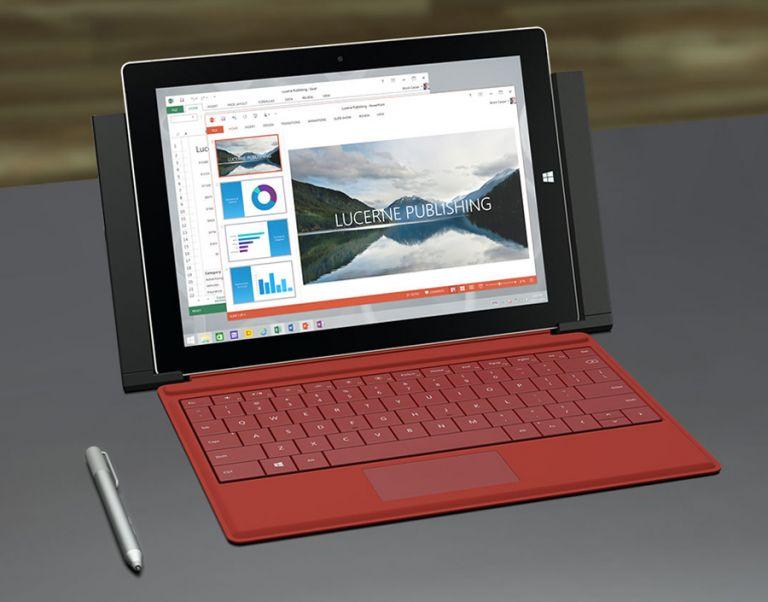 La nueva Surface 3 está diseñada para todos los públicos y para escenarios educativos.