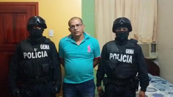 En total, detuvieron a 11 personas. El ministro indicó que uno de ellos es un teniente coronel de la Policía Nacional, en servicio activo. Foto: Twitter / Ministerio del Interior.