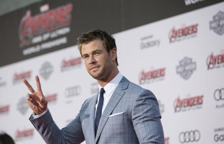 Chris Hemsworth. Foto: REUTERS
