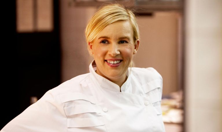 """Darroze inspiró el personaje de la chef Colette de la película """"Ratatuouille"""". Foto: www.helenedarroze.com"""