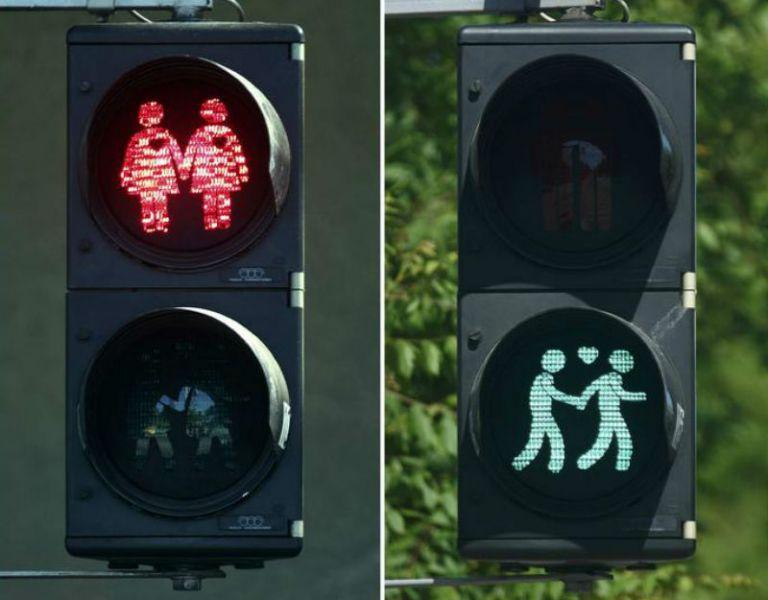La instalación de los semáforos también servirá para reforzar la seguridad de los peatones y alentarles a que los respeten, indicaron las autoridades.