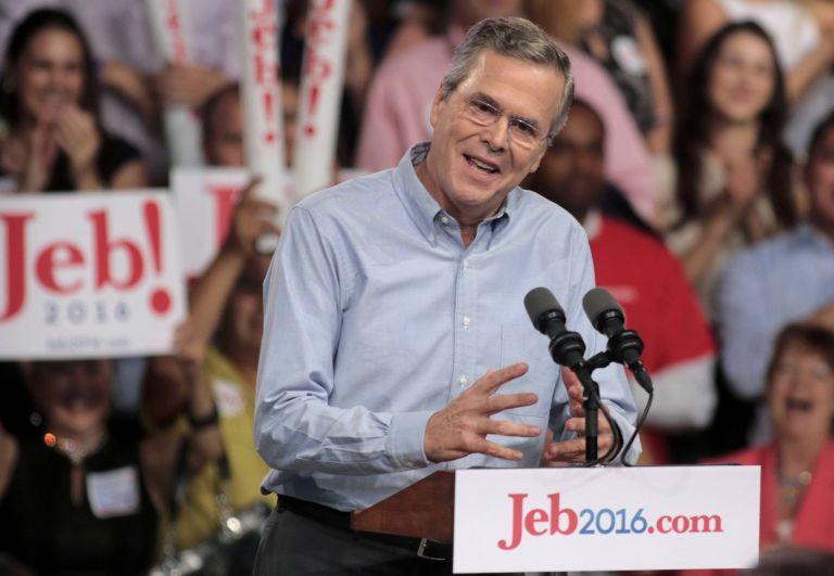 Bush se ha mostrado muy crítico con la política no intervencionista del presidente Barack Obama en el exterior. Foto: REUTERS.