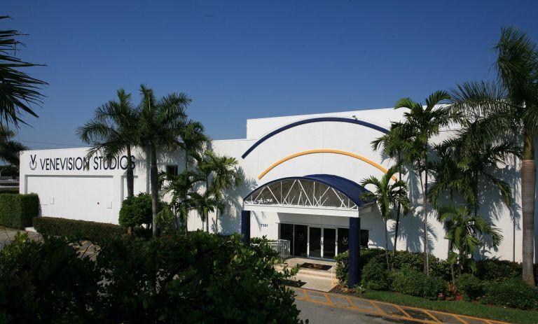 Venevisión estudios. Foto: Wikimedia