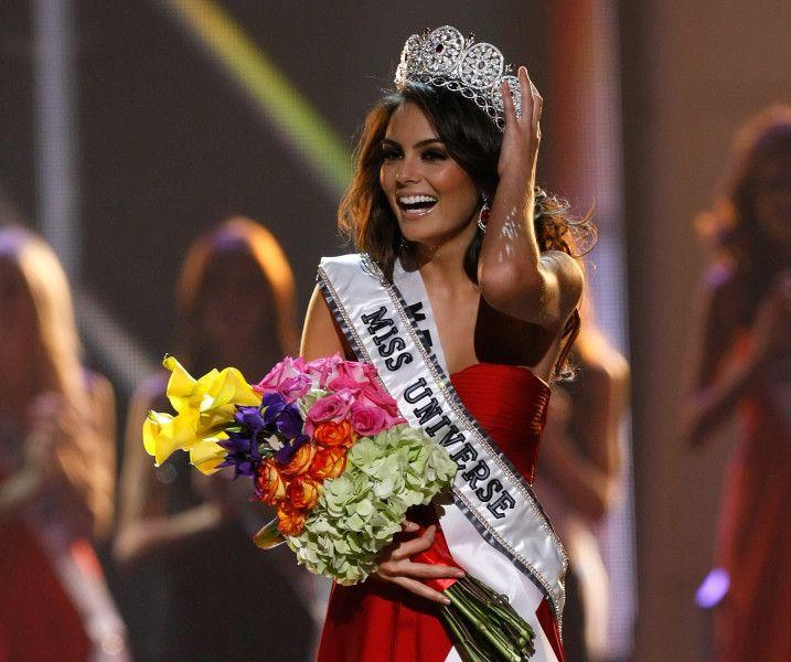Ximena Navarrete fue Miss Universo en el 2010.